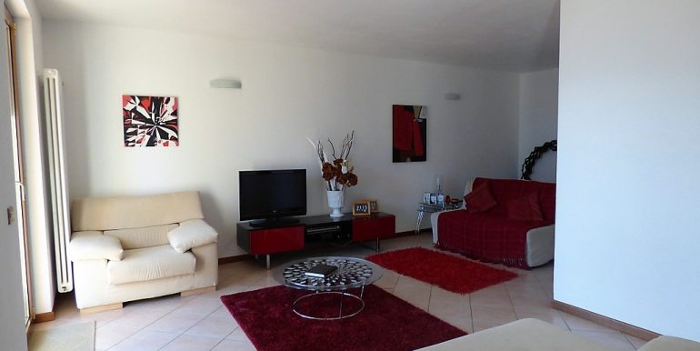 Living room in villa Lenno - Lake Como