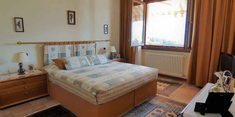 Bedroom in Tremezzina - Lake Como house