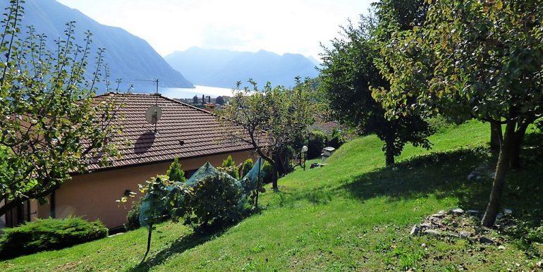 Private garden house Lenno - Lake Como