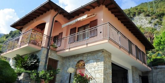 Lenno Detached Villa with terrace, garden and lake view