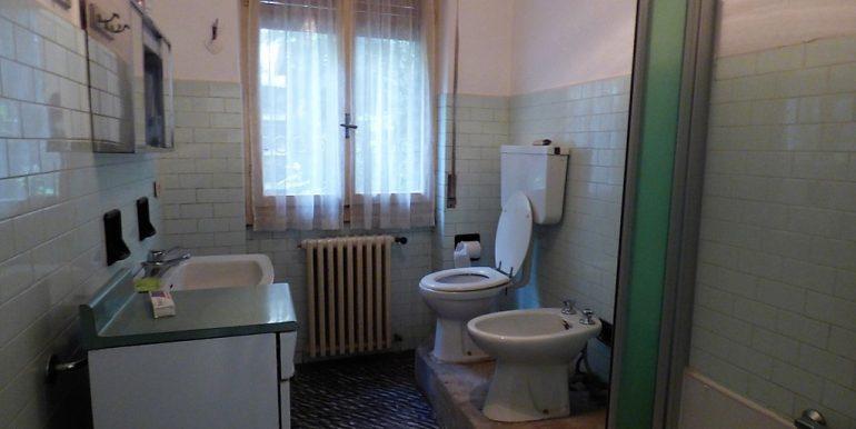 Bathroom in House Colonno