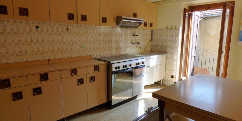 Kitchen in Colonno - Lake Como