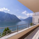 Modern Design Villa Colonno with Lake Como View