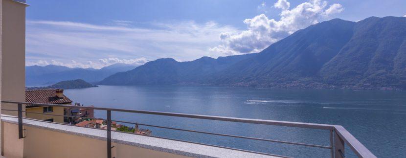 Terrace - Villa Colonno with Lake Como View