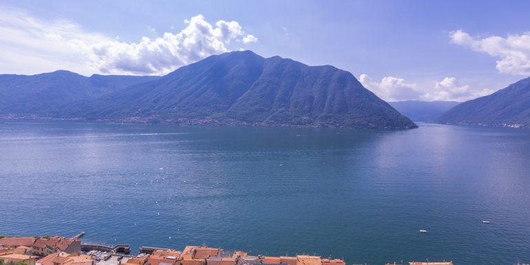 Villa Colonno with Lake Como View
