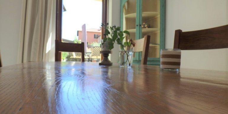 House Argegno Lake Como - table