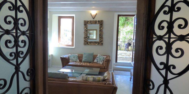 House Argegno Lake Como - Living area