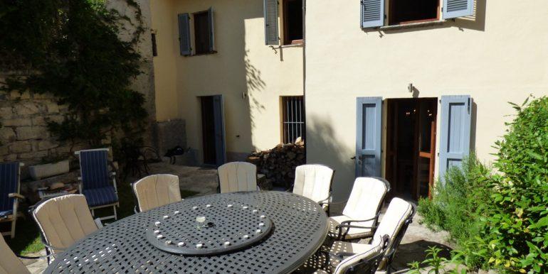 Garden - House Argegno Lake Como