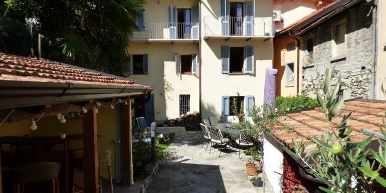 House Argegno Lake Como - Garden