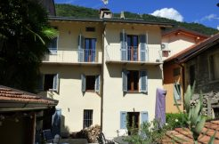 House Argegno Lake Como with Garden