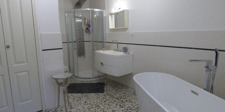 House Argegno Lake Como with Garden -  bathroom