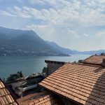 Lake Como view - Carate Urio from terrace