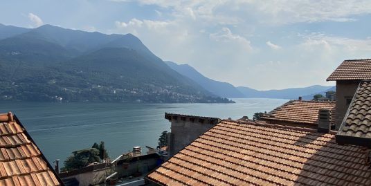 House Carate Urio with terrace and Lake Como view
