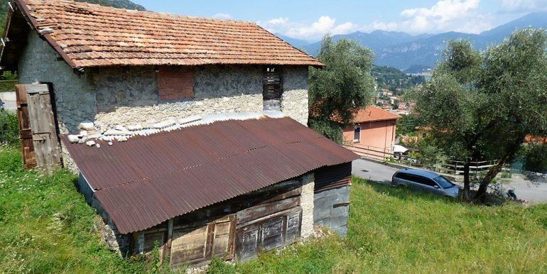 Rustico Tremezzina with lake view and garden