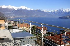 Apartment Pianello del Lario with Lake Como view