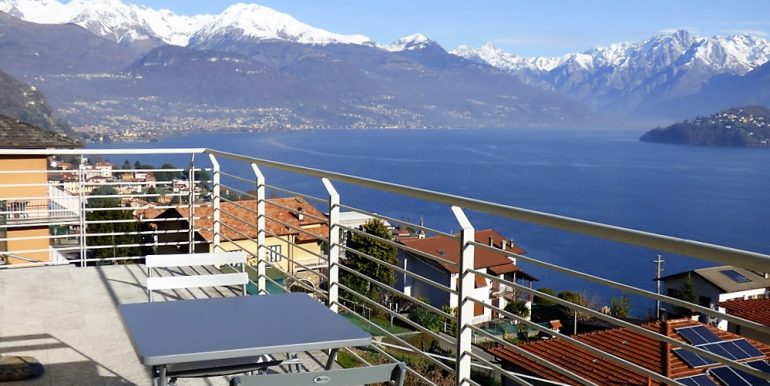 Apartment Pianello del Lario -  terrace
