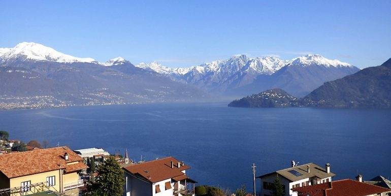 Apartment Pianello del Lario with - lake view