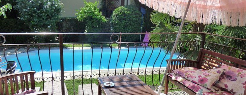 Lake Como Tremezzina Apartment - terrace