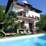 Lake Como Tremezzina Apartment with Swimmingpool