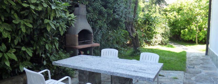Lake Como Apartment - garden
