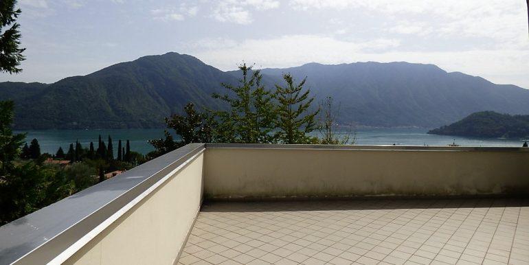 Terrace with lake view - Tremezzo