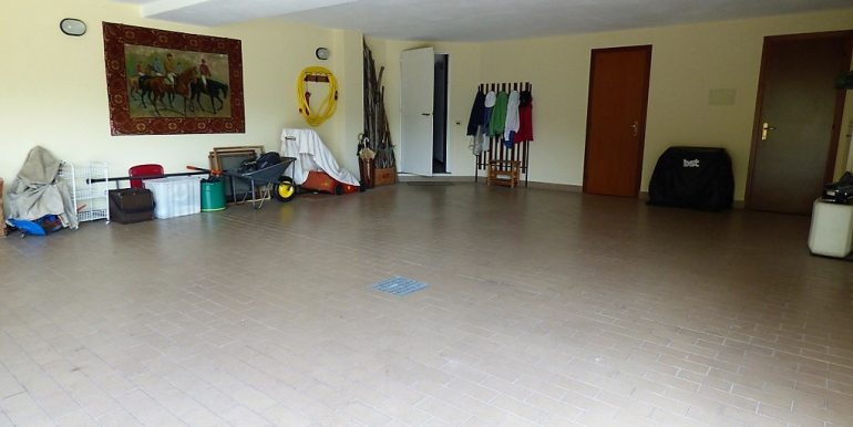 Garage in villa Tremezzo - Lake Como