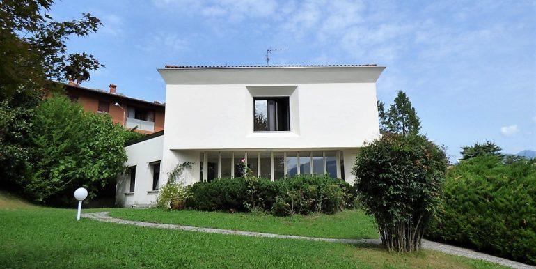Park - Detached Villa Tremezzo with park, terrace and lake view