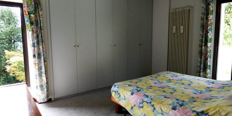 Bedroom in detached villa Tremezzo - Lake Como view