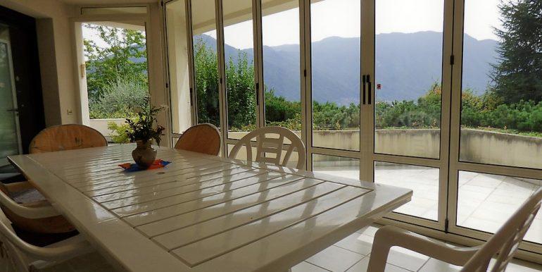 Terrace in villa in Tremezzo - Lake Como