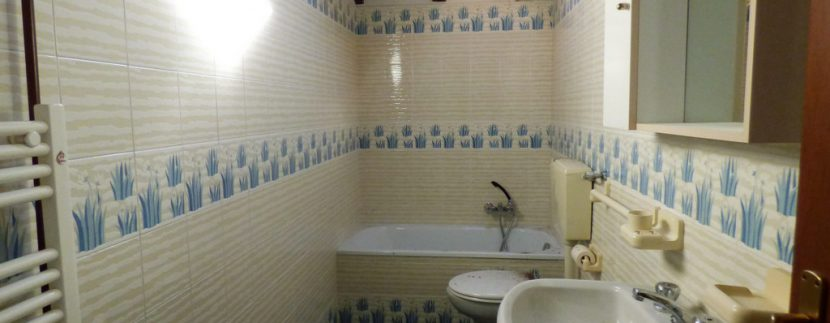 Apartment Lake Como Menaggio - bathroom
