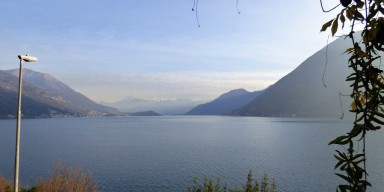 Lake Como view - House Brienno