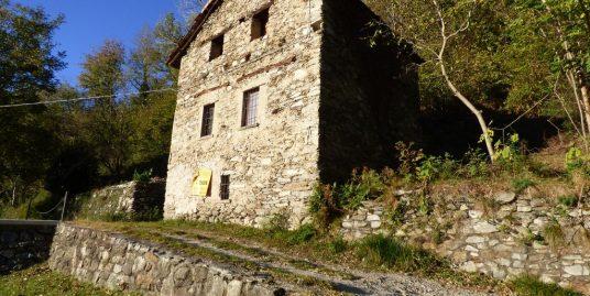 Rustico to Renovate Lake View Domaso Lake Como