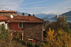 Lake Como Pianello del Lario Renovated Rustico with Garden and lovely views