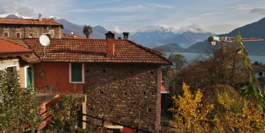 Lake Como Pianello del Lario Renovated Rustico with Garden