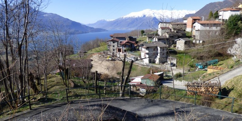 Property to Renovate Sorico with Lake View - Lake Como