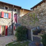 Renovated House Pianello del Lario sunny position