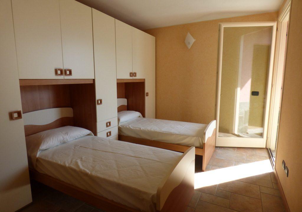 Lake Como house - Bedroom
