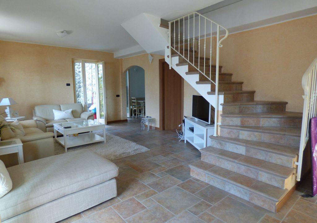 House Tremezzina with Swimming pool - Living room