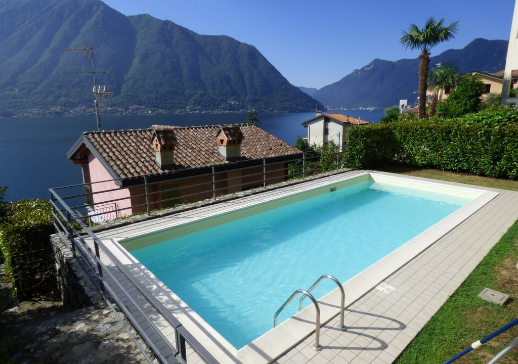 House Tremezzina with Swimming pool
