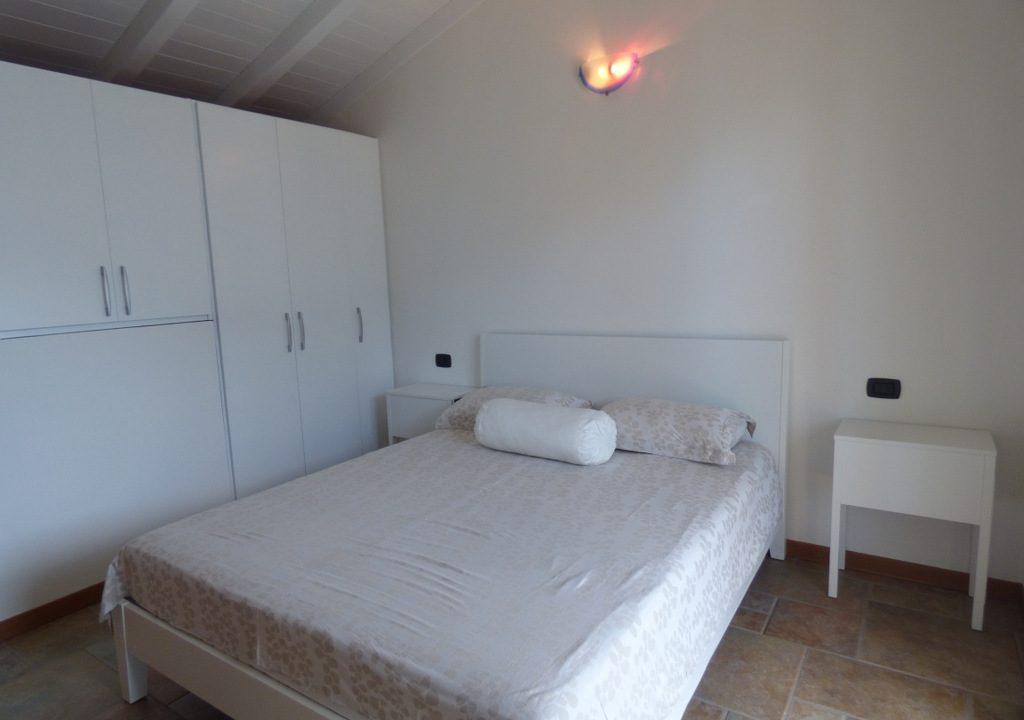 Bedroom with lake view - Como lake