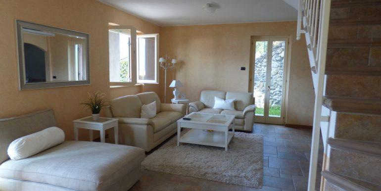 Living room - Lake Como
