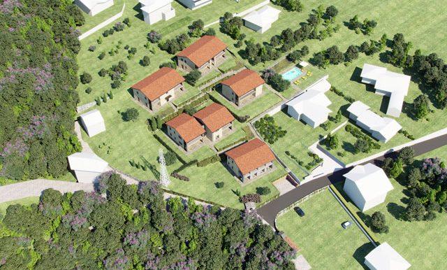 Lake Como Tremezzina New Apartments with Pool. - garden
