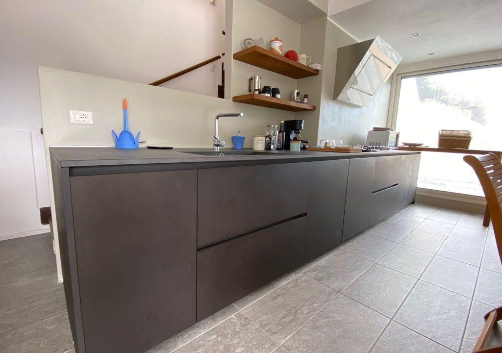 Argegno Villa Lake Como View  - kitchen