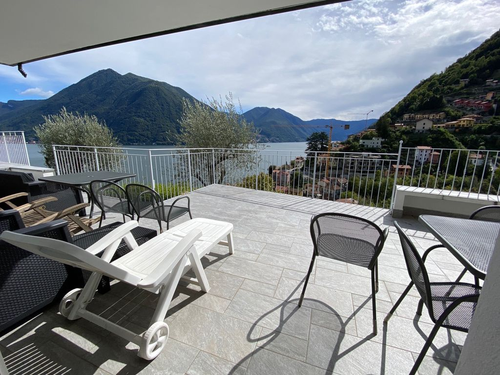 Argegno Villa Lake Como View