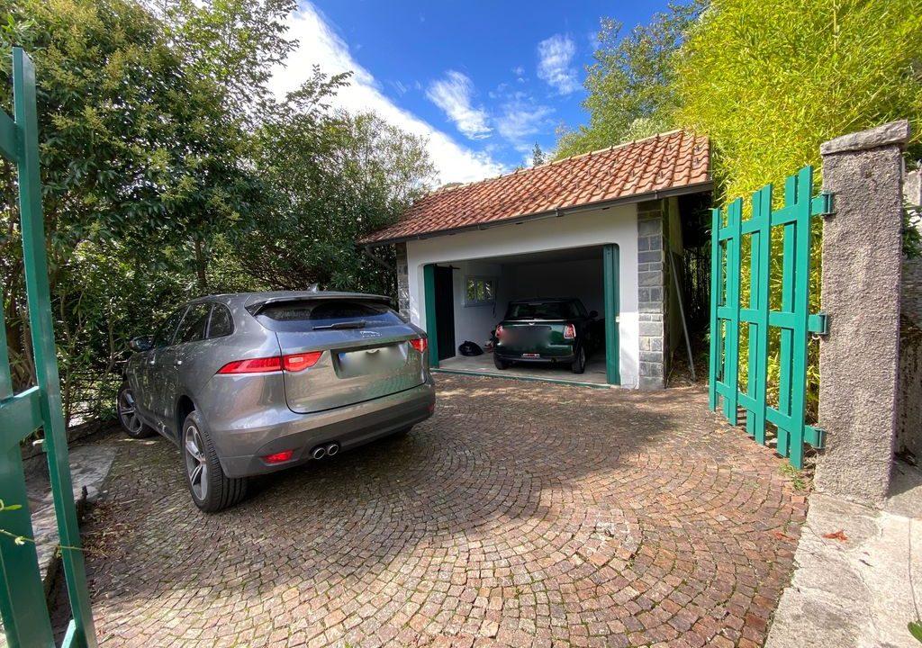 Argegno Villa Lake Como View  - garage