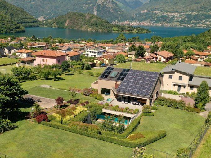 Lake Como Villa with Swimming Pool Colico -