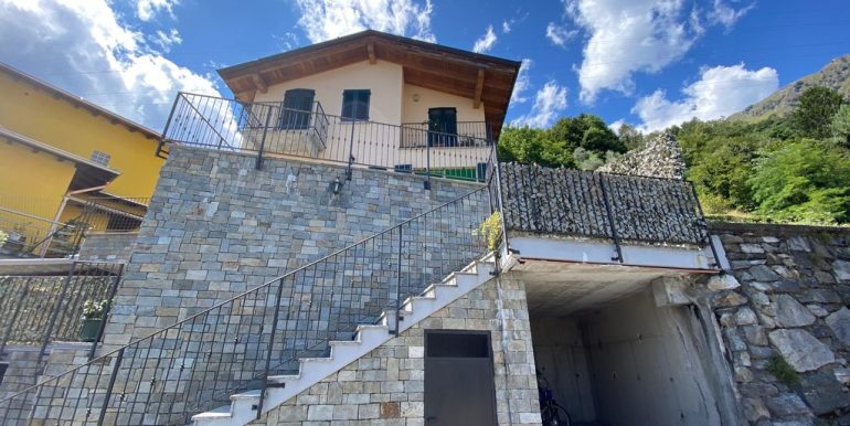 Villa with Lake Como Views Musso