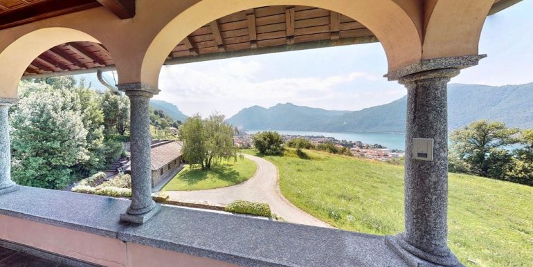 Luxury Villa Lake Como Mandello del Lario - amazing view
