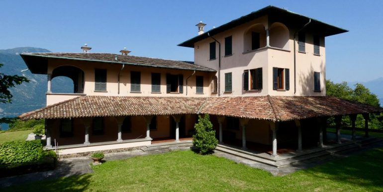 Luxury Villa Lake Como Mandello del Lario - unique