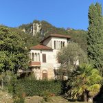 Lake Como Villa Oliveto Lario Front Lake with Boathouse